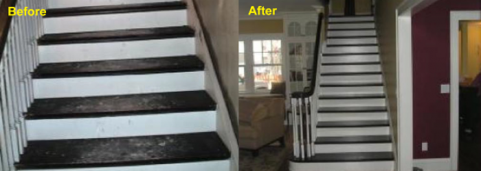 494_staircase_fire_damage